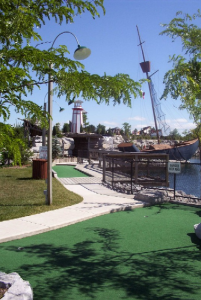 Mini Putt at Timber Creek @ Timber Creek Golf and Family Fun Centre | Whitchurch-Stouffville | Ontario | Canada